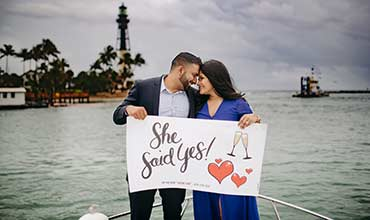 proposal boat charter