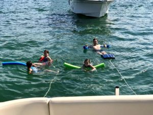 vacation boat charter