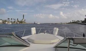 Boat charter with captain
