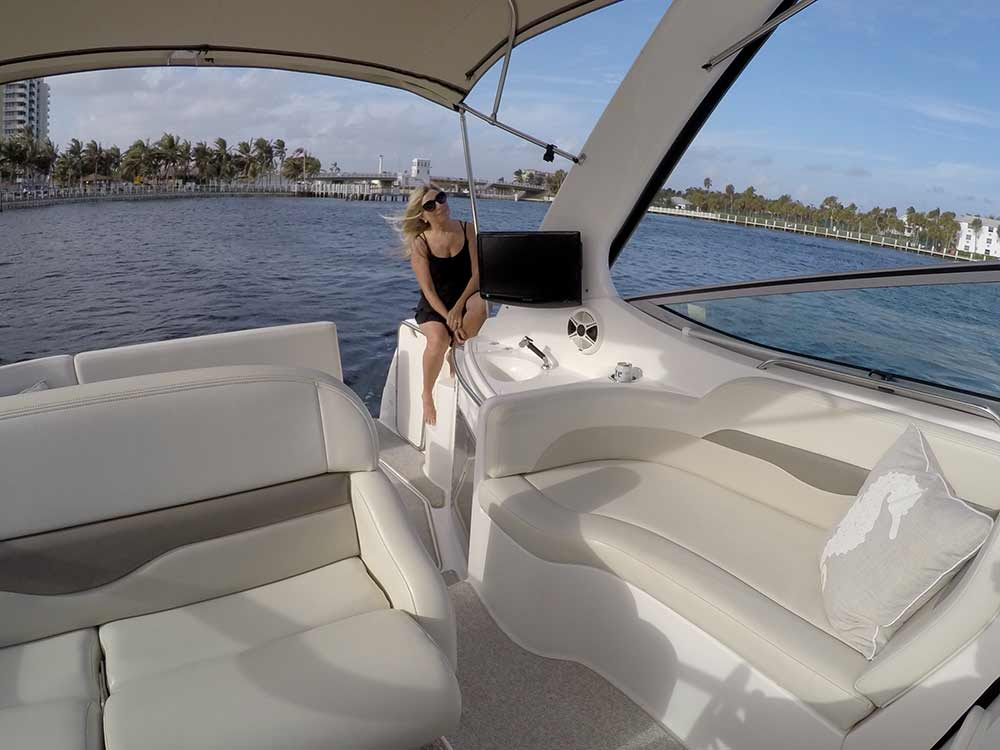 The Boat – Prime Time Boat Charter