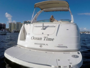 ocean time boat charter