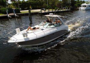Boat charter Boca Raton